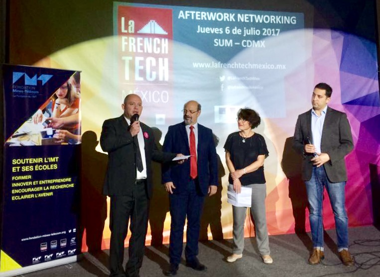 AFTERWORK NETWORKING DE LA FRENCH TECH MEXICO